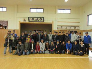 留学生28名が株式会社エヌテック見学・食品サンプル作り体験をしました。